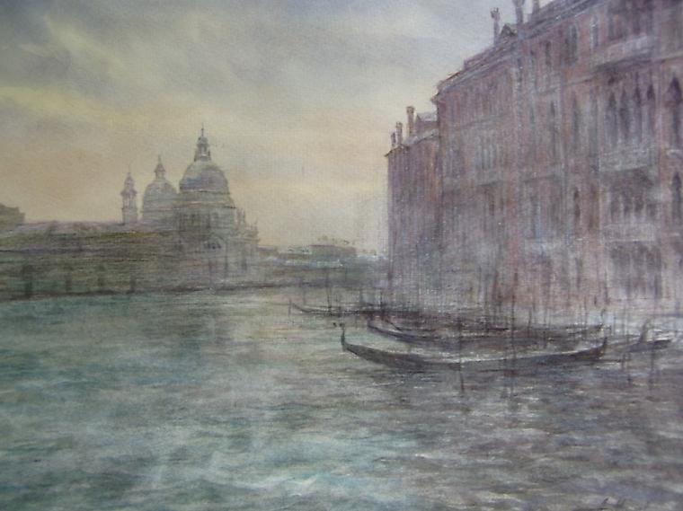 006 Венеция. Раннее утро