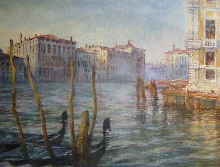 010 Венеция. Утро