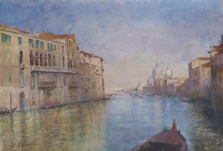 012 Венеция. Большой канал