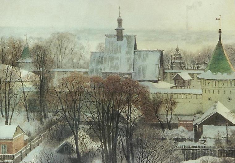 019 Ипатьевский монастырь