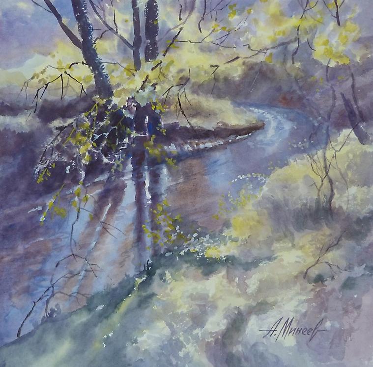 086 Весна в Долине грез