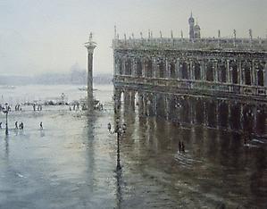 003 Венеция. Наводнение