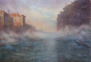 013 Венеция. Туманный день