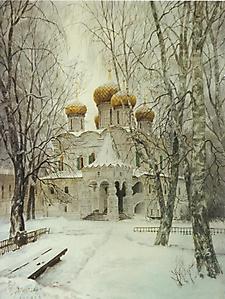 021 Кострома. Храм