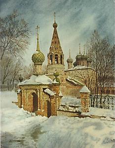 022 Кострома. Церковь