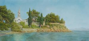 037  Хорватия. Доминиканский монастырь