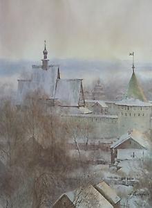 029 Кострома. Ипатьевский монастырь