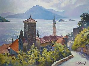 040 Черногория. Солнечный день