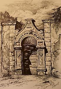008 Керчь. Старая арка.
