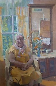 005 Бабушка на даче
