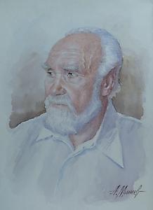 010 Портрет отца