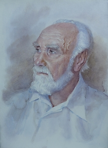 011 Портрет отца. Вариант