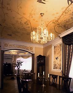 011 Роспись стен и потолка